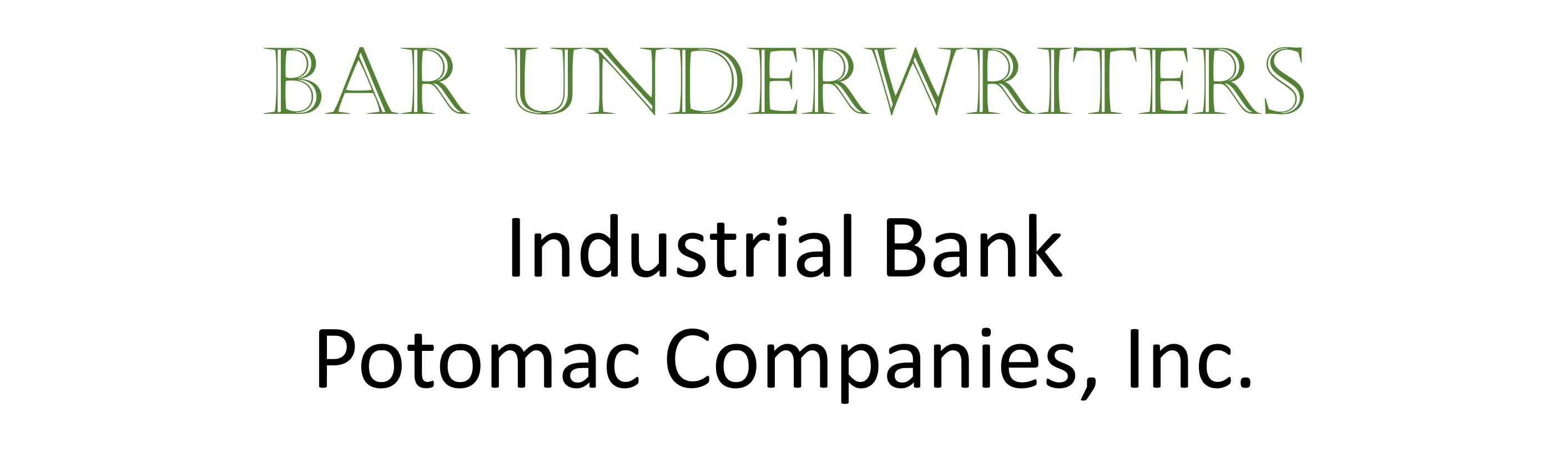 Bar Underwriters WEB 10.4.19